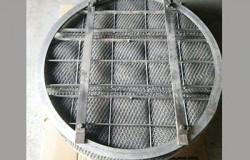 丝网除沫器所用丝网的重量应该怎样计算?